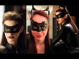 catwoman inspired makeup tutorial recreation you patrones de disfraces