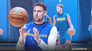 Klay Thompson suffers leg injury in ...
