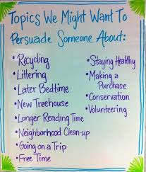 persuasive writing example of persuasive essay topics
