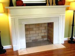 faux stone electric fireplace contemporary faux fireplace mantel