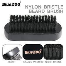 Men's <b>Beard</b> Brush Nylon Bristle Plastic <b>Face</b> Hair <b>Beard</b> Mustache ...