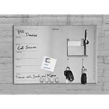Black Magnetic Memo Board KitchenCraft Living Nostalgia Magnetic Memo BoardChalkboard Grey 88