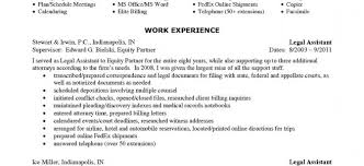 Legal Assistant Resume Unique 28 Legal Assistant Resume Sample Spice Up Your Ideas Www