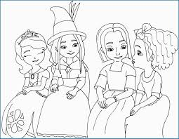 Princess Sofia Coloring Pages 38 Fabulous Figure You Must Grab