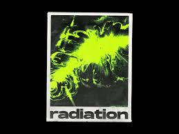Radiation Design Radiation Poster V2 By Tuomo Korhonen On Dribbble
