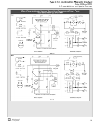square d magnetic starter wiring diagram efcaviation com how to wire a motor starter with overloads at Square D Magnetic Starter Wiring