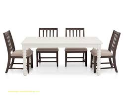 modern dark wood dining table set luxury fees kitchen table dark wood top white legs for
