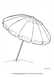 Some of the coloring pages shown here are umbrella coloring for childrens for, umbrella coloring for ch. Beach Umbrella Coloring Pages Free Beach Coloring Pages Kidadl
