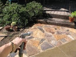 flagstone walkway flagstone walkway