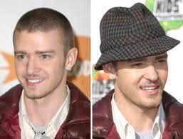 Justin timberlake's haircuts are always perfect; Justin Timberlake Sporting A Clipper Cut Buzz Hairstyle