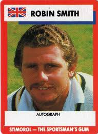 "ENGLAND - Robin Smith #65 STIMOROL 1990/91 ""Red"" Cricket Collectable Trading Card - england-robin-smith-65-stimorol-1990-91-red-cricket-collectable-trading-card-33573-p"
