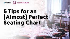 Rehearsal Dinner Seating Chart Etiquette The Perfect Event Seating Plan In 5 Simple Steps Social Tables