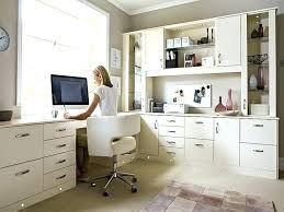 white home office desk. White Office Cabinets Home Desk Chair Design Peninsula Corner