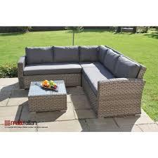 corner seating furniture. chic outdoor furniture corner seating 25 best ideas about rattan garden on pinterest