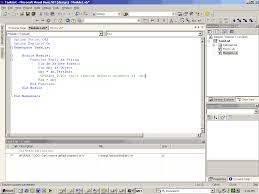 Preparing Your Visual Basic 6 0 Applications For The Upgrade To