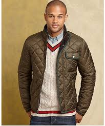 Quilted & comfy // Tommy Hilfiger Morgan Quilted Jacket | Guy ... & Quilted & comfy // Tommy Hilfiger Morgan Quilted Jacket Adamdwight.com