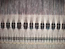 Weaving Loom Patterns Impressive Weaving Leno On A Rigid Heddle Loom Cotton Clouds' Talk