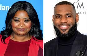 Octavia Spencer Says LeBron James Helped Her Get Equal Pay   PEOPLE.com