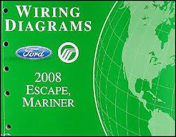 2008 ford escape & mercury mariner wiring diagram manual original ford escape wiring diagrams online Ford Escape Wiring Diagram #29