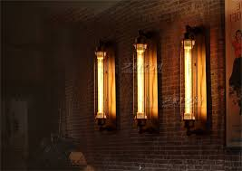 industrial style outdoor lighting. Loft Industrial Style Indoor Decoration Modern Outdoor Wall Lighting For Bar A