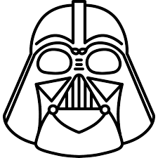Small Picture star wars helmet Darth vader icon