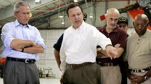 "Bush: ""Brownie, you're doing a heck of a job"" - CNN Video"