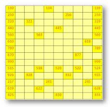 Worksheet On Three Digit Numbers Write The Missing Numbers