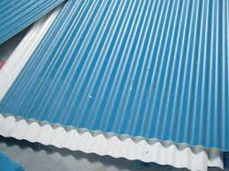 corrugated plastic roofing in and clear sheets bq how