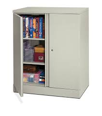 wood storage cabinets with locks. elegant metal locking storage cabinet basyx hon 3 shelf wood cabinets with locks