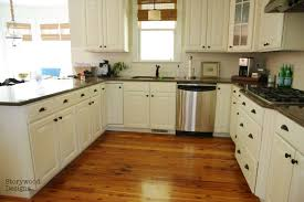 Chalk Painting Kitchen Cabinets New Decoration