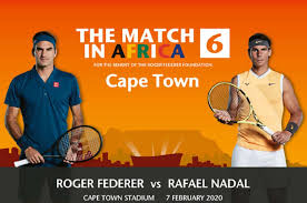 Tickets sold out in 'just over 10 minutes' for Federer vs Nadal charity  match in SA