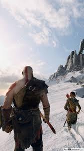 Savaş Tanrısı Kratos HD duvar kağıdı indir