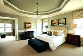 Master Bedroom Chairs Modern Mansion With Furniture Sitting Small