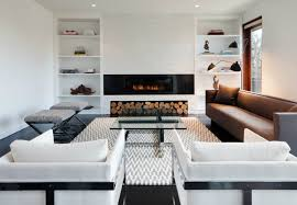 view in gallery fireplace wall built ins