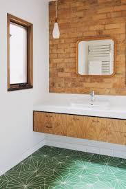 good color for floor tiles. the residents chose bathroom\u0027s\u0026nbsp;pikralida green tiles from tilenova in sydney. \ good color for floor