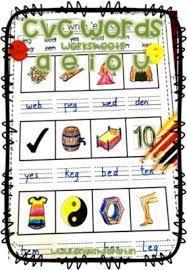 Three Letter Words Worksheets Free Www Englishsafari In
