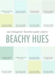 Beach House Paint Colors Best Coastal Interior About Remodel Simple Design Your Own With