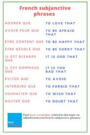 useful french essay phrases french words and language french subjunctive phrases list of words and expressions