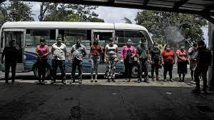 Anti-Corona-Maßnahme - Öffis werden in El Salvador für 15 Tage lahmgelegt