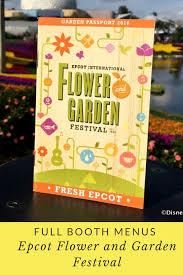 2017 epcot flower and garden festival