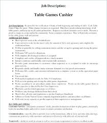 Dishwasher Job Description Restaurant Job Descriptions For Resume