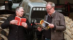 The man who on several occasions claims to be allergic to manual labour takes. Video Jeremy Clarkson Tells Fw Farming Harder Than I Thought Farmers Weekly
