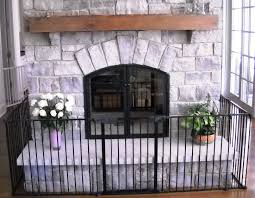 shocking fine design fireplace for es wide baby gate pic of diy
