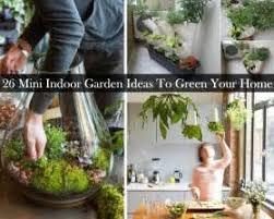Small Picture Small Indoor Garden Design Ideas Amazing Architecture Magazine