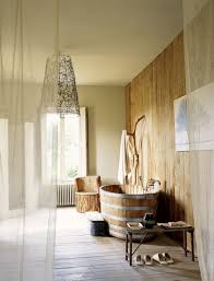 Bathroom : Modern Rustic Bathroom Decorating With Tv And Chandle ...