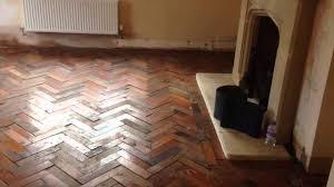 parquet flooring restoration in cheshire by woodfloor renovations