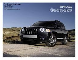 2010 Jeep Compass Viva Chrysler Jeep Dodge El Paso Tx
