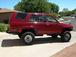 For Sale* 1986 Toyota 4Runner Turbo - TrueStreetCars.com