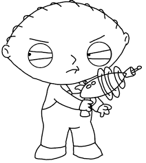 Small Picture Family Guy Coloring Pages