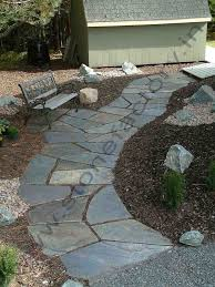 flagstone sidewalk ideas. exterior what is flagstone diy rock walkway and river stone texture uneven patio laying on gravel sidewalk ideas c